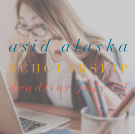 ASID Alaska Scholarship is HERE!