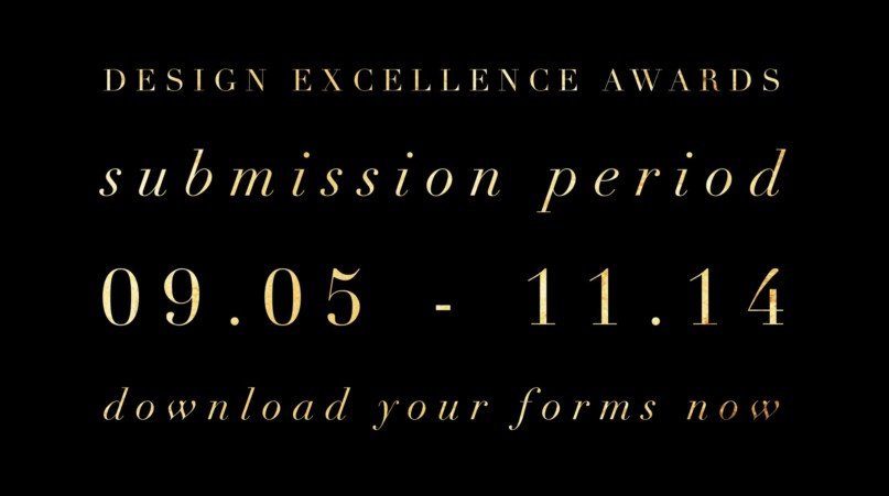 Design Excellence Awards